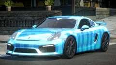 Porsche Cayman GT4 L10 for GTA 4