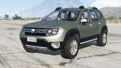 Dacia Duster 2013 for GTA 5