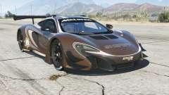 McLaren 650S GT3 Pursuit Editioᵰ for GTA 5