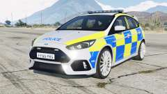 Ford Focus RS Police for GTA 5
