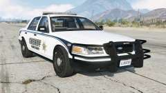 Ford Crown Victoria Sheriff for GTA 5