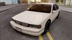 Chevrolet Caprice 1996 Premier Classic Style for GTA San Andreas