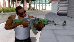 CSGO AK-47 First Class for GTA San Andreas
