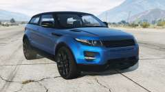 Range Rover Evoque 201Ձ for GTA 5