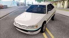 Peugeot Pars ELX for GTA San Andreas