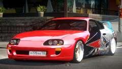 Toyota Supra RZ PJ9 for GTA 4