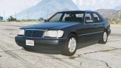Mercedes-Benz S 600 (W140) 1993 for GTA 5