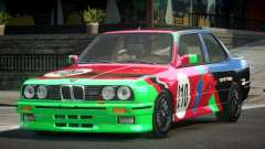 BMW M3 E30 GST Drift L8 for GTA 4