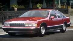 1993 Chevrolet Caprice R6 for GTA 4