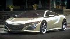 Acura NSX SP for GTA 4