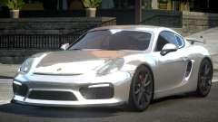 Porsche Cayman GT4 for GTA 4