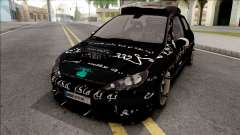 Peugeot 206 GTI Tuning Special Edition Adrian for GTA San Andreas