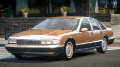 1993 Chevrolet Caprice R1 for GTA 4