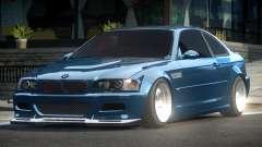 BMW M3 E46 BS Drift for GTA 4
