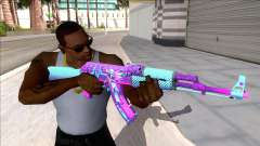CSGO AK-47 Neon Rider for GTA San Andreas