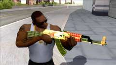 CSGO AK-47 Dragon Lore for GTA San Andreas