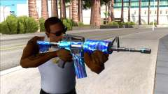 M4A1 Assault Rifle Skin 1 for GTA San Andreas