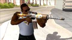 M4A1 Assault Rifle Skin 3 for GTA San Andreas