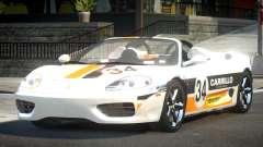 2005 Ferrari 360 GT L7 for GTA 4