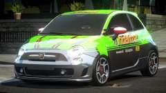 Fiat Abarth Drift L9 for GTA 4