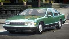 1993 Chevrolet Caprice R2 for GTA 4
