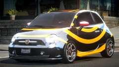Fiat Abarth Drift L6 for GTA 4