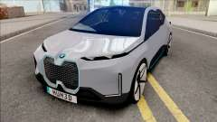 BMW Vision iNEXT 2018 Concept