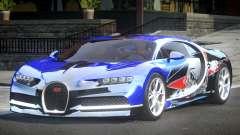Bugatti Chiron GS L7 for GTA 4