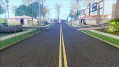 New Roads in Los Santos (V Styled) v1.0 for GTA San Andreas