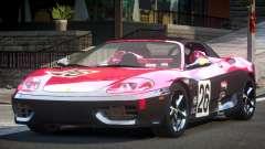 2005 Ferrari 360 GT L9 for GTA 4