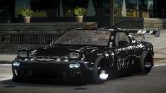 Mazda RX-7 PSI Drift PJ6 for GTA 4