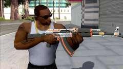 CSGO AK-47 Carbon Edition for GTA San Andreas