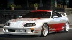 Toyota Supra RZ PJ2 for GTA 4