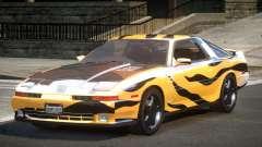 Toyota Supra GS L8 for GTA 4