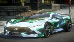 Infiniti Vision GT SC L7 for GTA 4