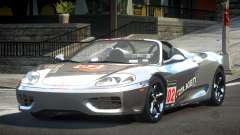 2005 Ferrari 360 GT L10 for GTA 4
