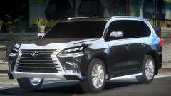 Lexus LX570 ES