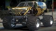 Vapid Liberator Custom L6 for GTA 4