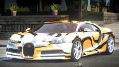 Bugatti Chiron GS L10 for GTA 4