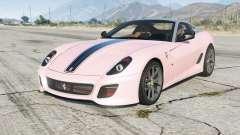 Ferrari 599 GTO Ձ010 for GTA 5