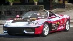 2005 Ferrari 360 GT L5 for GTA 4