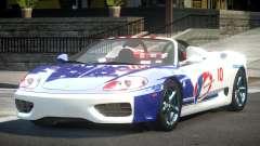 2005 Ferrari 360 GT L1 for GTA 4