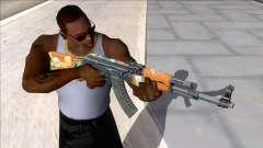 CSGO AK-47 Jet Set for GTA San Andreas