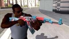 CSGO AK-47 Point Disarray for GTA San Andreas