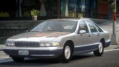 1993 Chevrolet Caprice R4 for GTA 4