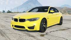 BMW M4 coupe (F82) 2015 for GTA 5