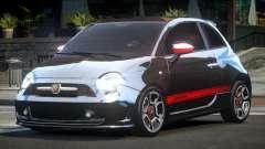 Fiat Abarth Drift for GTA 4