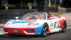 2005 Ferrari 360 GT L3 for GTA 4