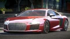 Audi R8 SP Racing for GTA 4
