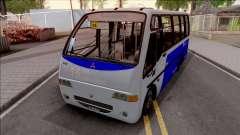 Metalpar Aysen Mitsubishi Bus Concepcion for GTA San Andreas